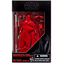 Star Wars, 2016 The Black Series, Emperor's Royal Guard, Exclusive Action Figure, 3.75 Inches