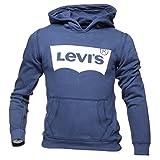 Levi's - N91503A - Sweat à capuche - Garçon - Bleu (Navy 04) - FR: 14 ans (164 cm)