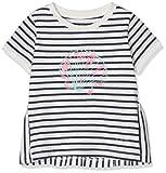 NAME IT Mädchen T-Shirt Nitfunders SS Top MZ Ger, Mehrfarbig (Dress Blues), 98