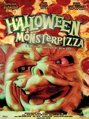 Halloween Monsterpizza