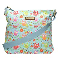 SWANKYSWANS Girls SwankySwans Winking Owl Crossbody Bag Womens Day Bag