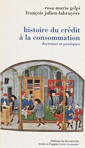 Une histoire du crdit  la consommation