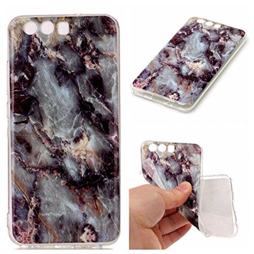 TXLING iPhone 6 pouces Case Coque Souple Transparente TPU Silicone en Gel Shell Premium Ultra Mince Skin de Protection Bumper Cover pour iPhone 6 6S 4.7 - Fleur de prunier Gris noir