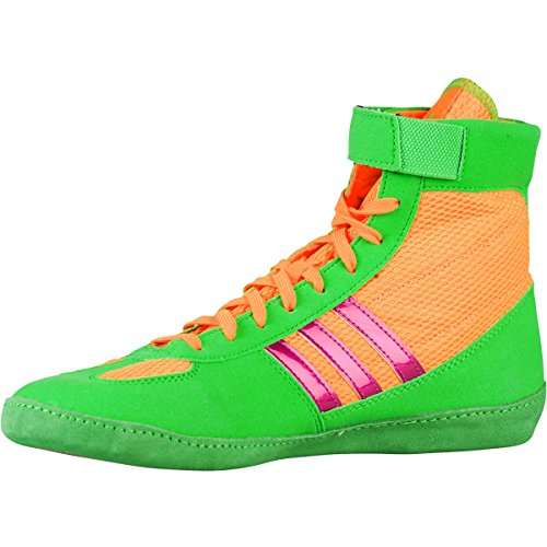 Adidas Zx Flux Weave Chaussures Taille 13 Solar Yellow-Metalic Pink-Solar Lime