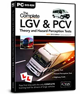 The Complete LGV & PCV Theory and Hazard Perception Tests2012 Edition (PC)