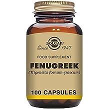 Solgar Fenogreco - 100 Cápsulas