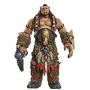 Warcraft 6 Durotan Action Figure With Accessory by Warcraft 3