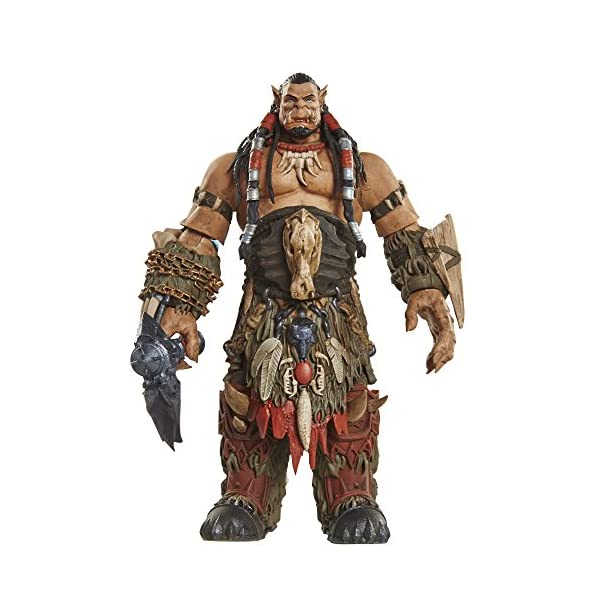 Warcraft 6 Durotan Action Figure With Accessory by Warcraft 1