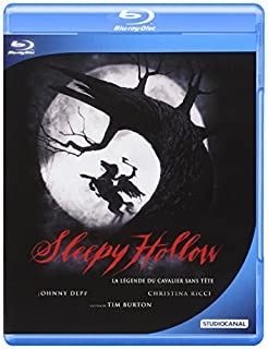 Sleepy Hollow, la légende du Cavalier sans tête [Blu-Ray] (B002CXG7IC) | Amazon price tracker / tracking, Amazon price history charts, Amazon price watches, Amazon price drop alerts