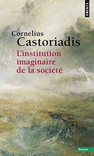 L'institution imaginaire de la socit
