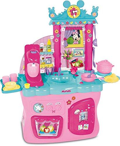 Minnie Mouse 181694MI2 - Küchenspielzeug - Küche (Minnie Maus-kühlschrank)
