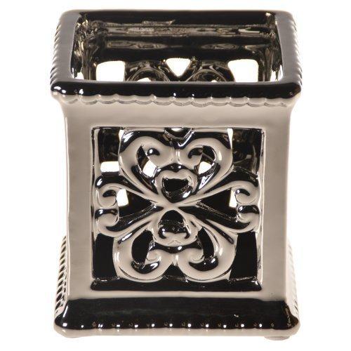 Windlicht Teelicht Kerzenhalter Kerzenleuchter Teelichthalter Ornament Barock
