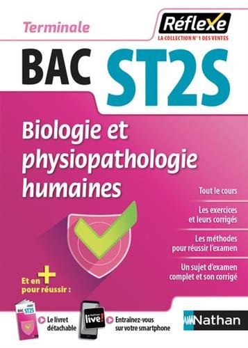 Biologie et physiopathologie humaines Tle ST2S