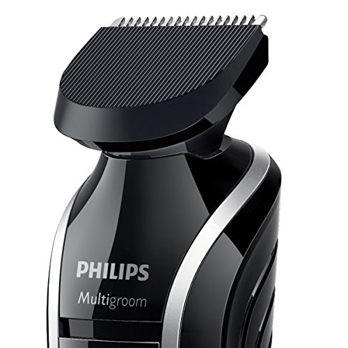 Philips QG3389 Multi Purpose Grooming Set (Black/Silver)