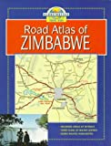 Front cover for the book Zimbabwe Travel Atlas by Globetrotter
