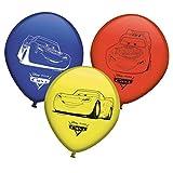 Verbetena, 014000989, pack 8 globos disney cars, pack 8 globos para fiestas disney cars