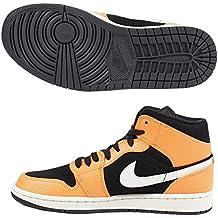 online store cea12 5ba5d Nike Air Jordan 1 Mid, Zapatillas de Baloncesto para Hombre