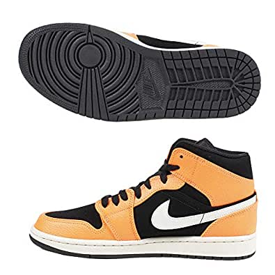 d57957e9b60 Nike Men s Air Jordan 1 Mid Basketball Shoes  Amazon.co.uk  Shoes   Bags