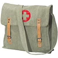 8141 NATO CANVAS MEDIC BAG OLIVE