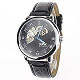Uomo, meccanico orologio automatico,,, moda, casual, Metallo, w0257