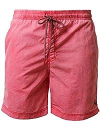 Mens casual beach surf board summer swim shorts S Shore 1S7516 Tagus