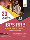 #7: 20 Practice Sets Workbook for IBPS RRB Officer Scale 1 Preliminary Exam 3rd Edition