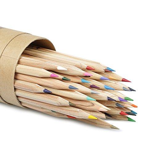 48-lapices-de-coloresupeffeet-convent-lapices-de-dibujo-arte-para-adultos-ninos-artista-jardin-secre