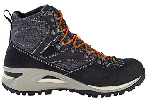 AKU Transalpina GTX - Chaussures de randonnée Homme - orange/bleu 2016 chaussures de montagne Bleu - Blu (blu)
