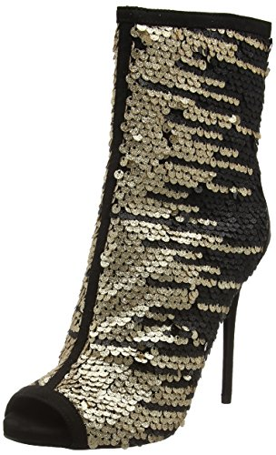 Carvela Women's Glamour Ankle Boots, Gold (Gold), 5 UK 38 EU