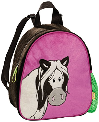 Nici 37134 Pony Poonita Backpack Plush 9 4 X 11 X4 7