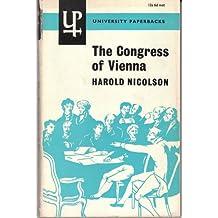 Congress of Vienna (University Paperbacks)
