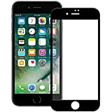 [Sponsored]Hupshy Apple IPhone 7 Tempered Glass Screen Protector Edge To Edge Fit 9H Hardness Bubble Free Anti-Scratch Crystal Clarity 2.5D Curved Screen Guard For Apple IPhone 7 | Black