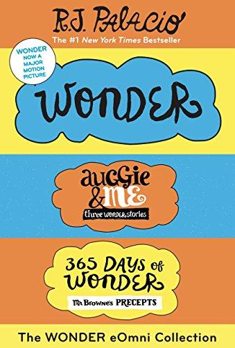 The Wonder eOmni Collection: Wonder, Auggie & Me, 365 Days of ...