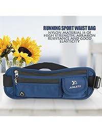 Ejoyous Girl Women Outdoor Fitness Running Travel Gym Sport Nylon Waist Pack Bag, Running Sport Waist Bag, Outdoor...