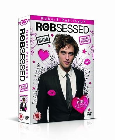 Robsessed: Robert Pattinson 2 DVD Boxset with Free 2010 Photo Calendar