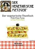 Vegetarischer Thunfisch (5 x 160g) Soja Fischersatz mit 14% Protein - Low Carb -