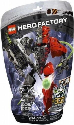 Imagen 2 de LEGO Hero Factory 6218 - Splitface