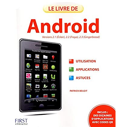 Le livre d'Android (LE LIVRE DE)