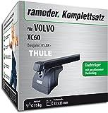 Rameder Komplettsatz, Dachträger SquareBar für Volvo XC60 (116580-07583-1)