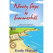Ninety Steps to Summerhill (Goldebury Bay Book 2)