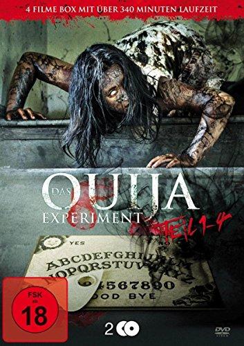 Das Ouija Experiment 1-4 [2 DVDs] Preisvergleich