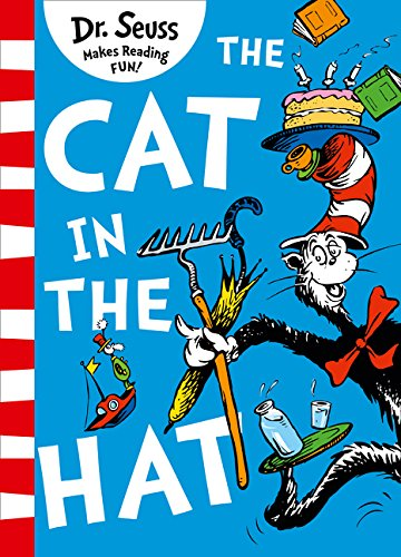 The Cat in the Hat (Pb Om) por Dr. Seuss