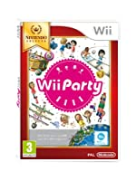 NINTENDO WII SELECT PARTY 2135349 WII PARTY SELECT