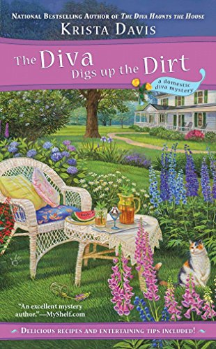 The Diva Digs Up the Dirt (Domestic Diva Mysteries)