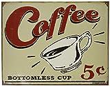 Schonberg - Coffee Scents Metal Tin Sign...