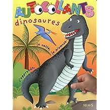 Autocollants dinosaures