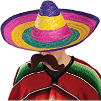 Carnival Toys Sombrero Gigante in Paglia Diam Cm 60 Cappello Party E  Carnevale 108 50a866bf8576
