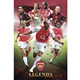 "Poster - Arsenal F.C ""Legends"" (79)"