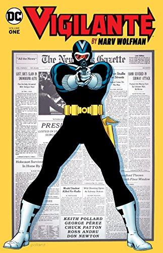 Vigilante by Marv Wolfman TP Vol 1