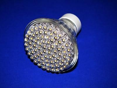 60 LED by PHOTODATE Spot Strahler mit 60 LEDS - GU10 - 120 Grad KALTWEISS - 1A - TOP - LEUCHTMITTEL - ERSATZ FÜR HALOGEN ## 95 % ENERGIEEINSPARUNG ## von GREENLINE BY PHOTODATE bei Lampenhans.de